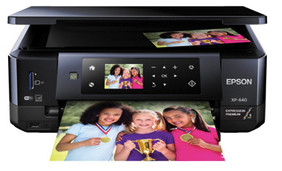Epson XP-640 Drivers Download