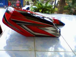 Airbrush Tangki Motor RX King