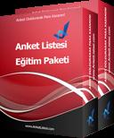 Anket Listesi Eğitim Paketi,Anket listesi, anket listesi e-kitap indir