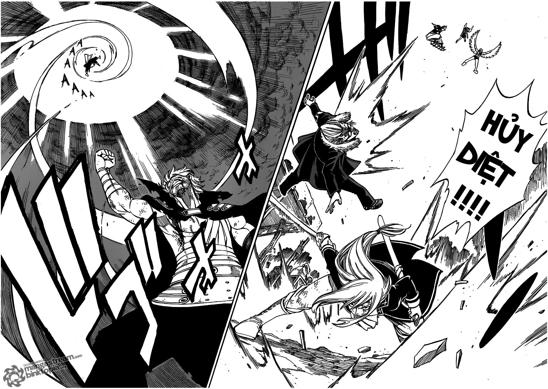 Fairy Tail chap 238 trang 16