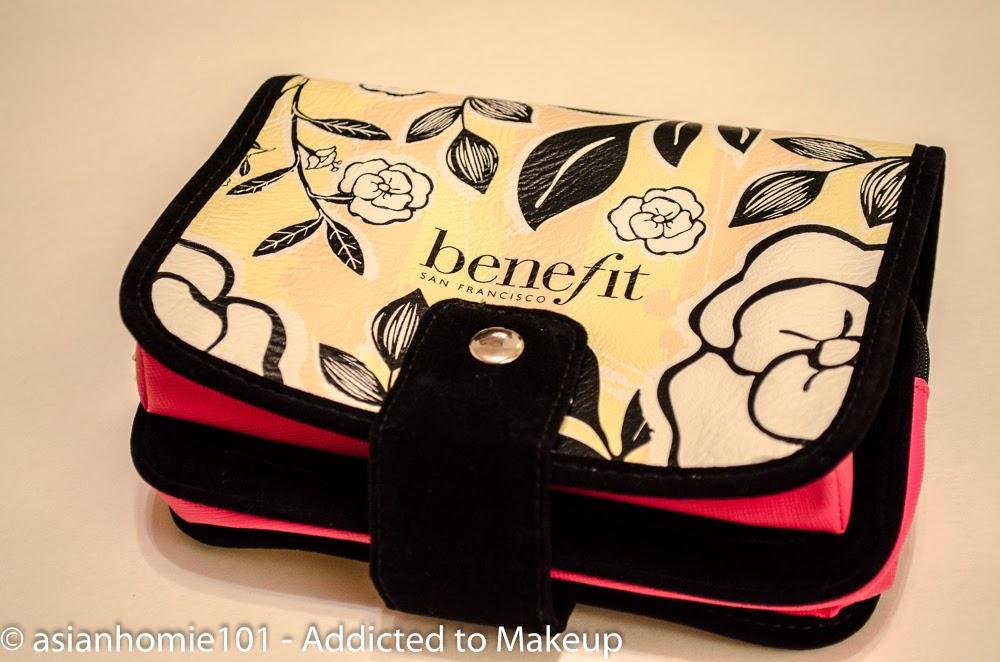 Benefit Makeup Bag Sephora - Mugeek Vidalondon