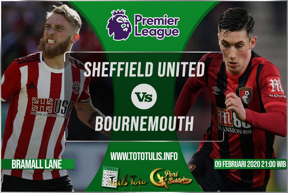 Prediksi Sheffield United vs Bournemouth 09 Februari 2020