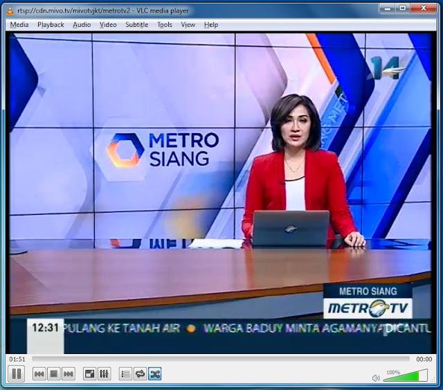 VLC TV  -Aplikasi Laptop Nonton TV Online Yang Ringan Dan Jernih