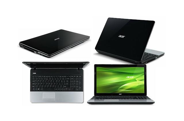 Gambar dan spesifikasi Laptop Acer Aspire E1421