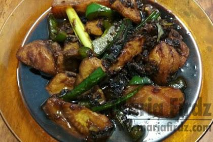 Ayam Masak Kicap Mamak Style