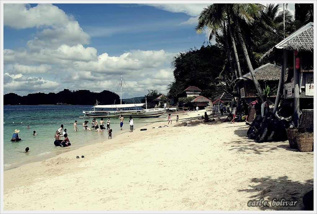 On The Short Time We That Spent In Raymen Beach Resort I Realized Why It Is Very Por Looks Like A Mini Version Of Boracay