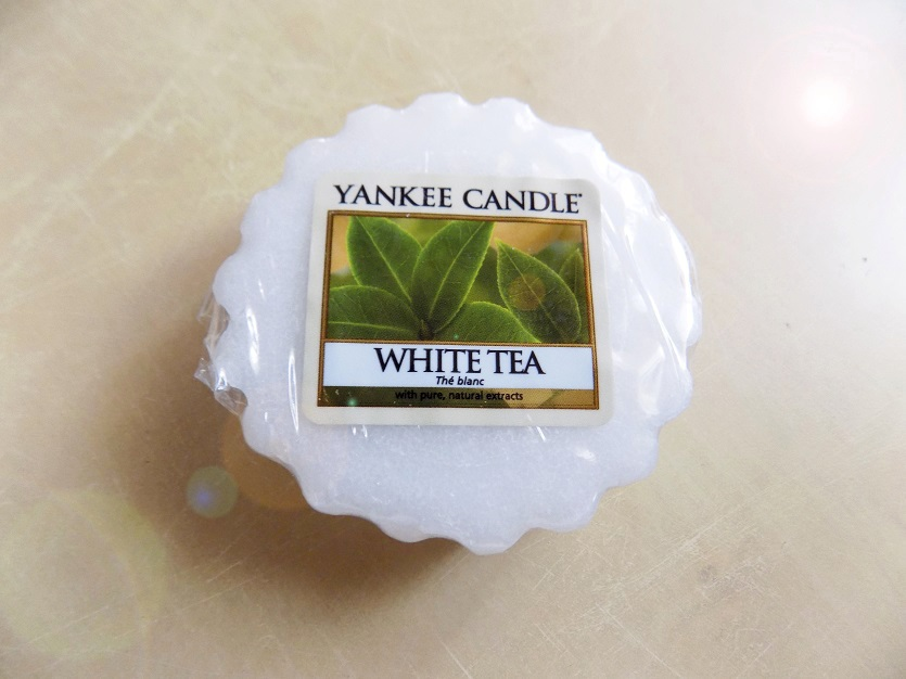 Yankee Candle- White Tea