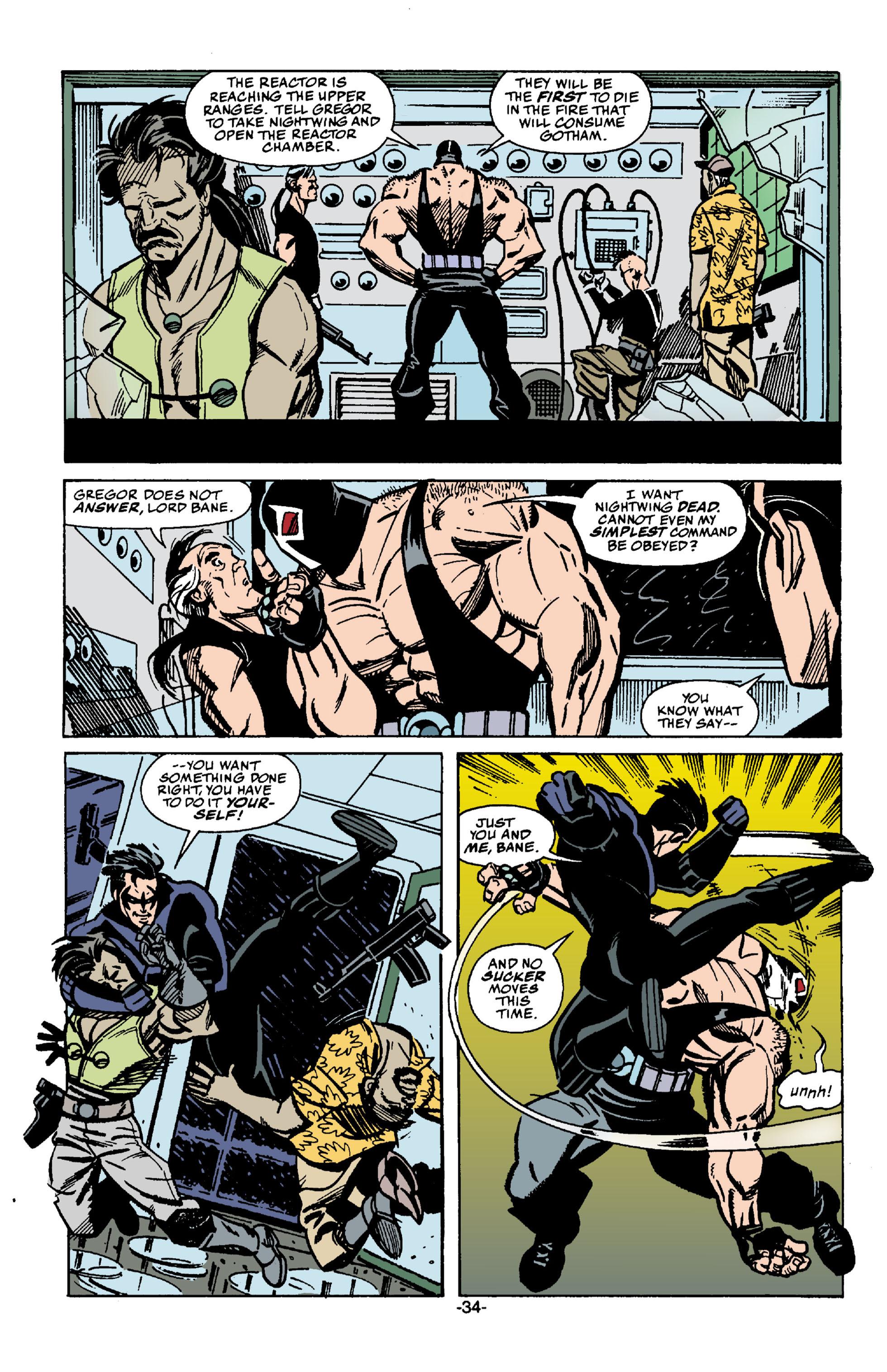 Read online Batman: Bane comic -  Issue # Full - 35