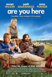 Are You Here Poster