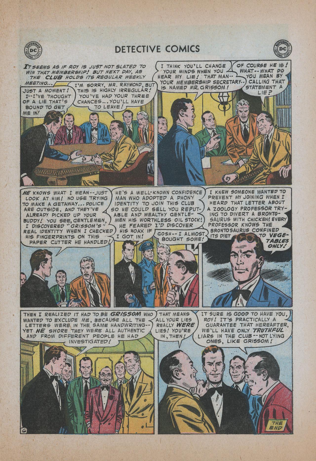 Detective Comics (1937) 220 Page 32