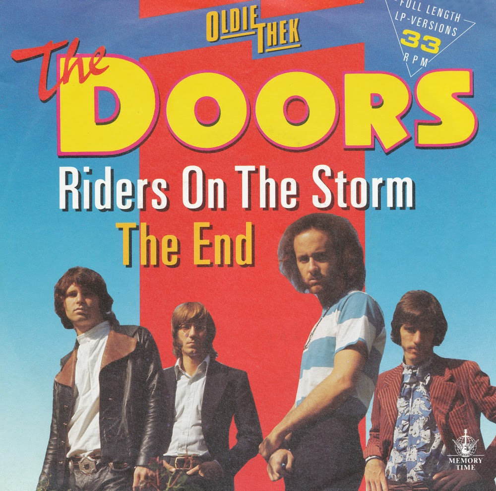 music on vinyl the end riders on the storm the doors. Black Bedroom Furniture Sets. Home Design Ideas