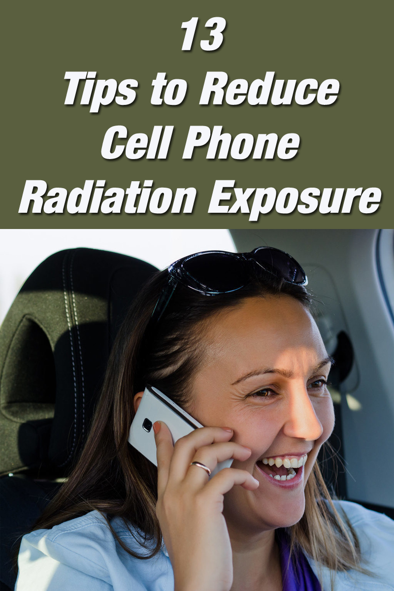13 Tips to Reduce Cell Phone Radiation Exposure