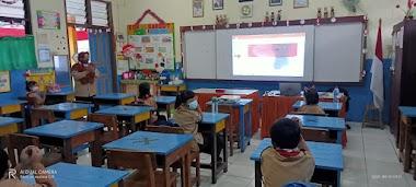 Pembelajaran Tatap Muka Terbatas SDN Gandaria Utara 11 | 01 September 2021
