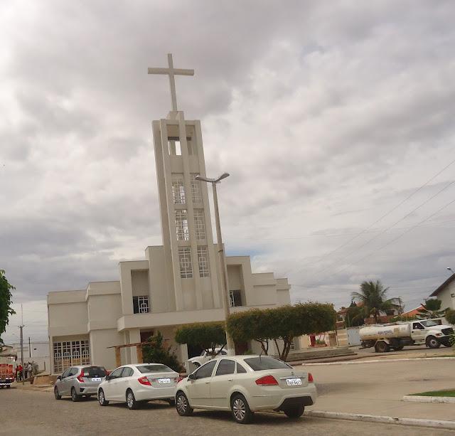 Resultado de imagem para igreja do santissimo redentor arapiraca