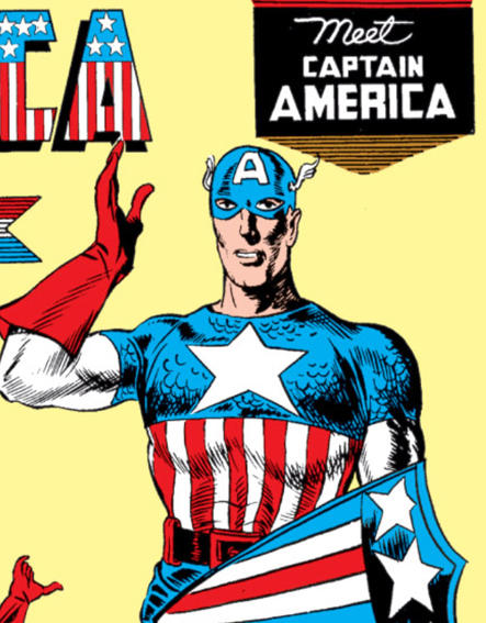 CAPTAIN AMERICA 1941 PDF DOWNLOAD