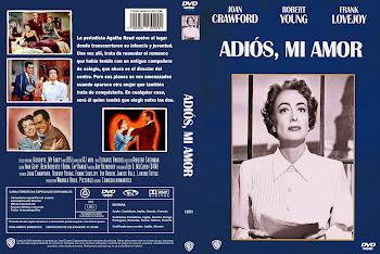 Carátula dvd: Adiós, mi amor (1951) (Goodbye, My Fancy)