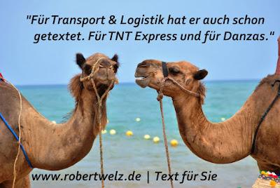 Werbetexter und TV-Autor Robert Welz, Köln & Pulheim, textet und konzipiert für Sie