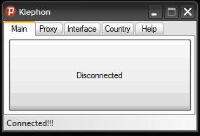 Internet Gratis Dengan Klephon Mod Dari Psiphon