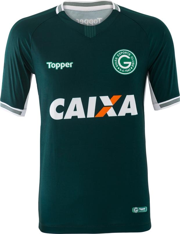 c6c0443a88 Topper apresenta as novas camisas do Goiás - Show de Camisas
