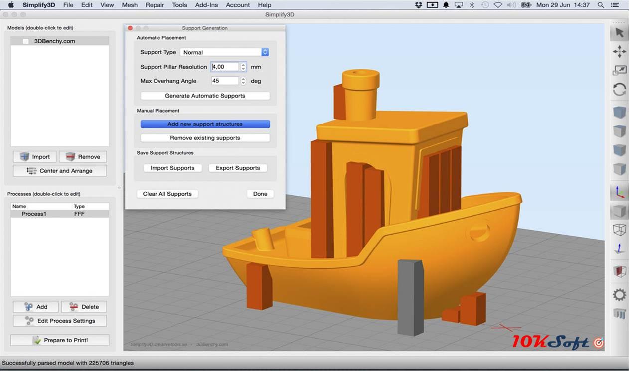 Simplify3D Offline Installer Free Download