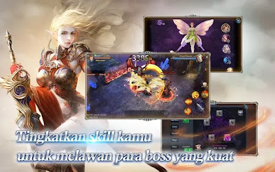 Unlimited Money Cheat Goddess: Primal Chaos - ID Apk v1.81.17.1117 Update Latest Version for Android