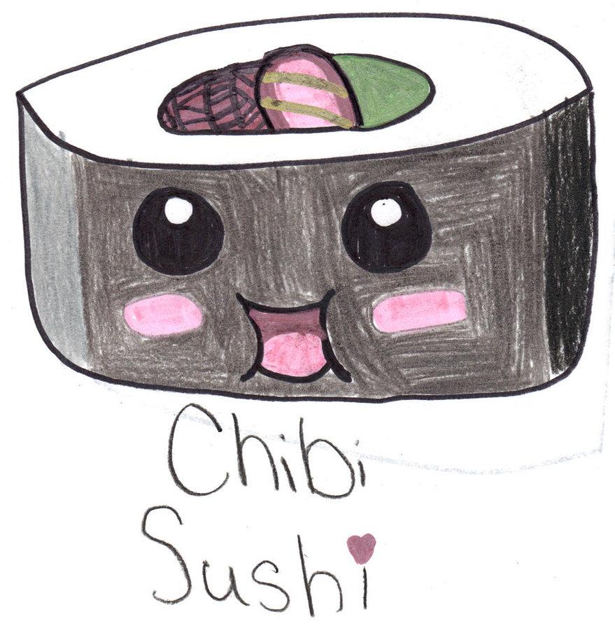 Galeria: Chibi Galeria: Chibi Sushi