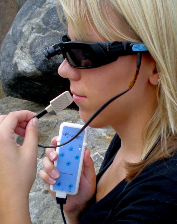 3 Devices That Help the Blind See