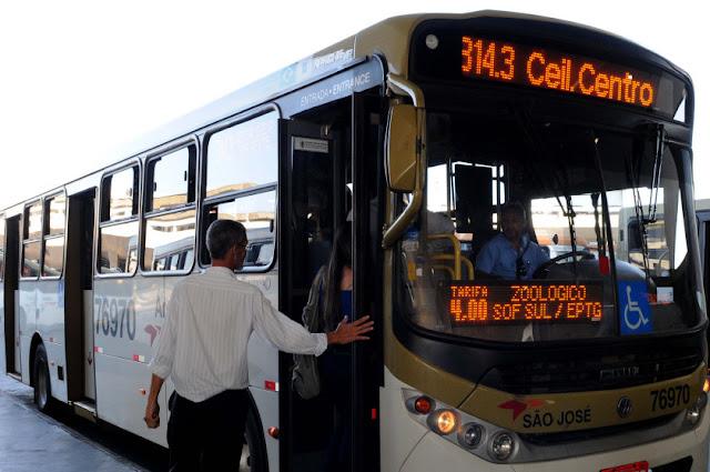 Sem consultar moradores, DFTrans suspende linhas de ônibus em Ceilândia