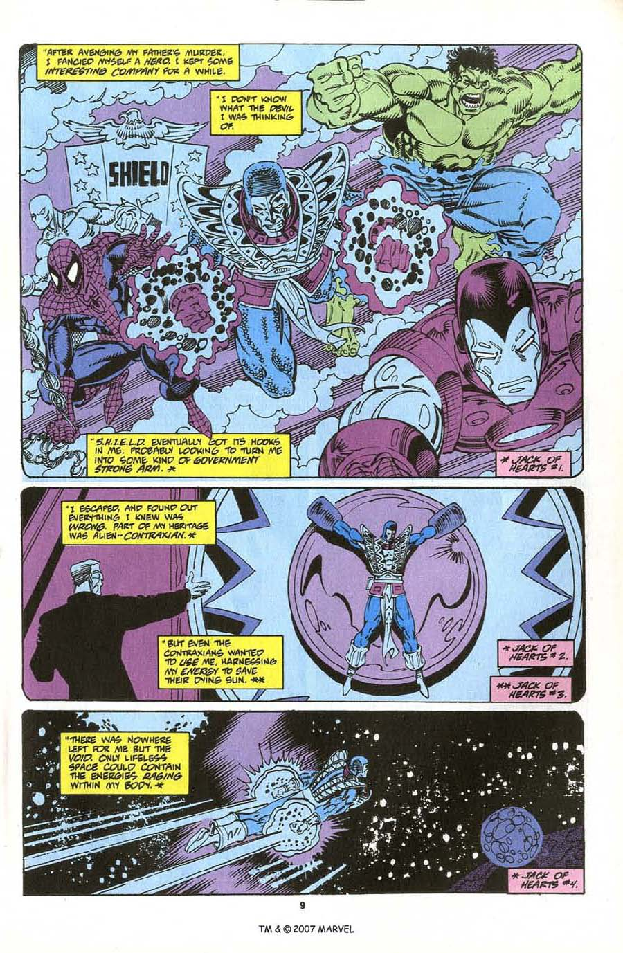 Read online Silver Surfer (1987) comic -  Issue #76 - 11
