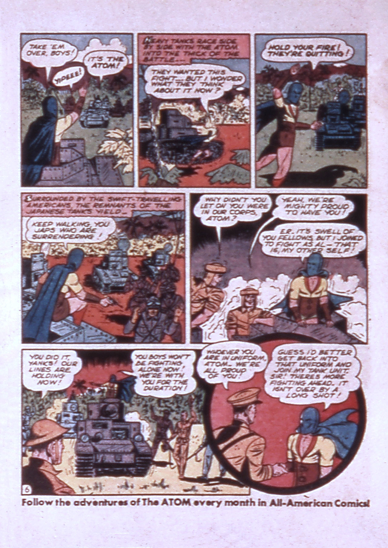 Read online All-Star Comics comic -  Issue #11 - 31