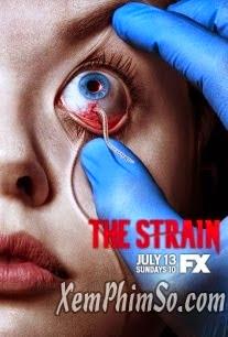 Xem Phim The Strain 2014