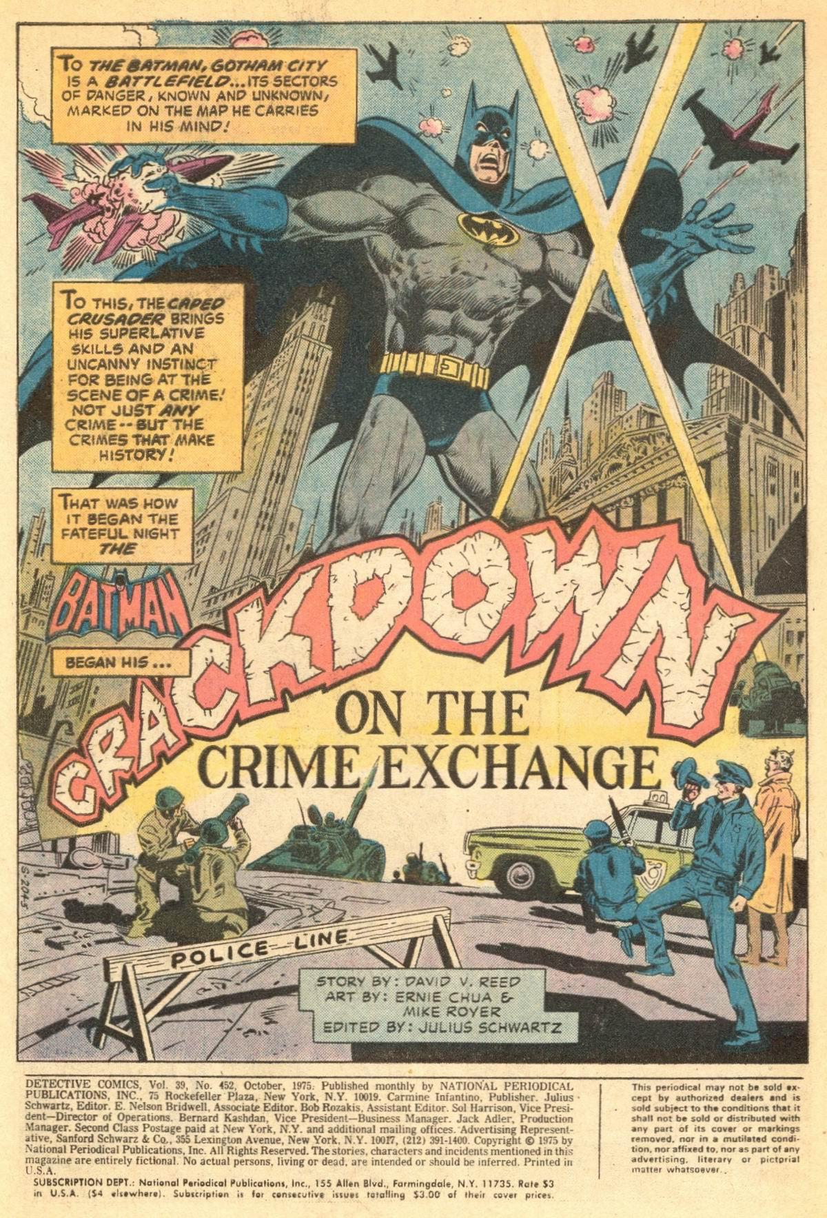 Detective Comics (1937) 452 Page 2