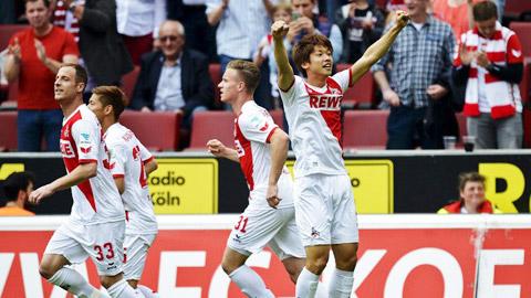 FC Koln đang có phong độ rất tốt ở mùa giải