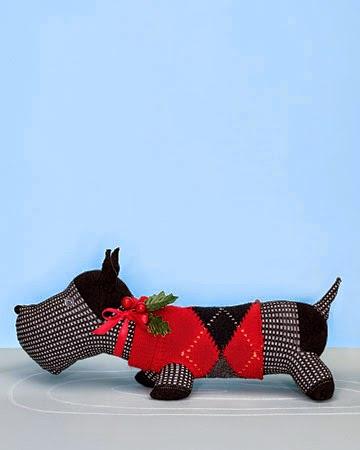 bichinhos feitos de meias ou luvas de lã
