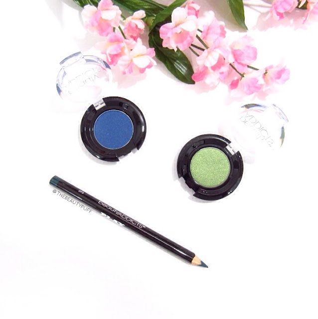 beauty addicts pop of color - the beauty puff