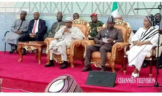 Buhari visits Benue,  Meets With Farmers, Miyetti Allah, Others
