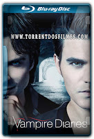 The Vampire Diaries 7ª Temporada (2015) Torrent – Dublado HDTV