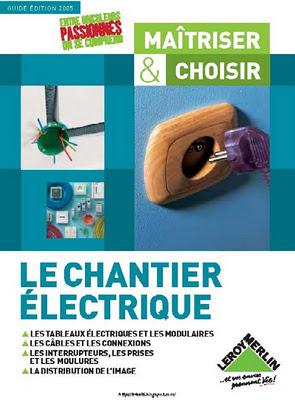 electronique et electricite guide complet electricite. Black Bedroom Furniture Sets. Home Design Ideas