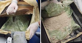 Συνελήφθη στο «Ελ. Βενιζέλος» Πακιστανός με 13 κιλά ηρωίνης