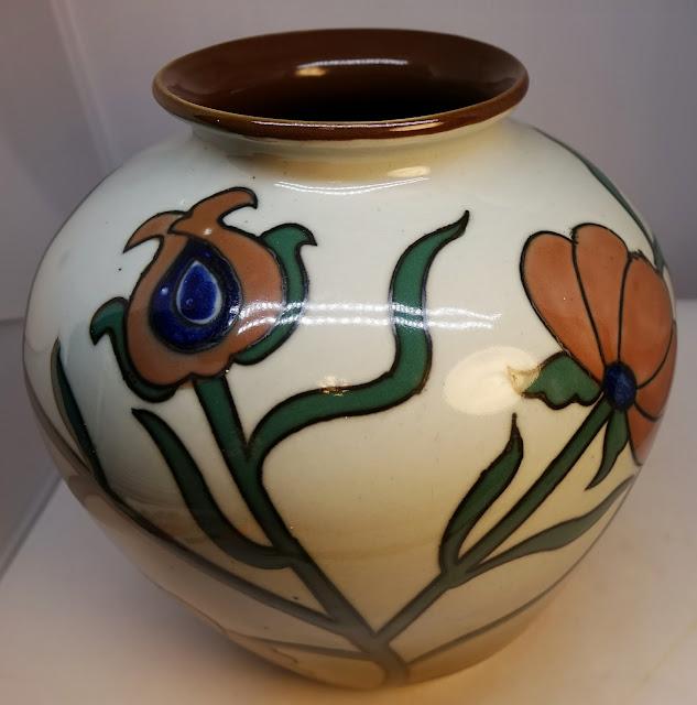 Delightfully Vintage Stuff Daily Delight April 24 Gouda Tulips