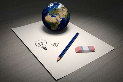 Ide menulis berasal dari Imajinasi