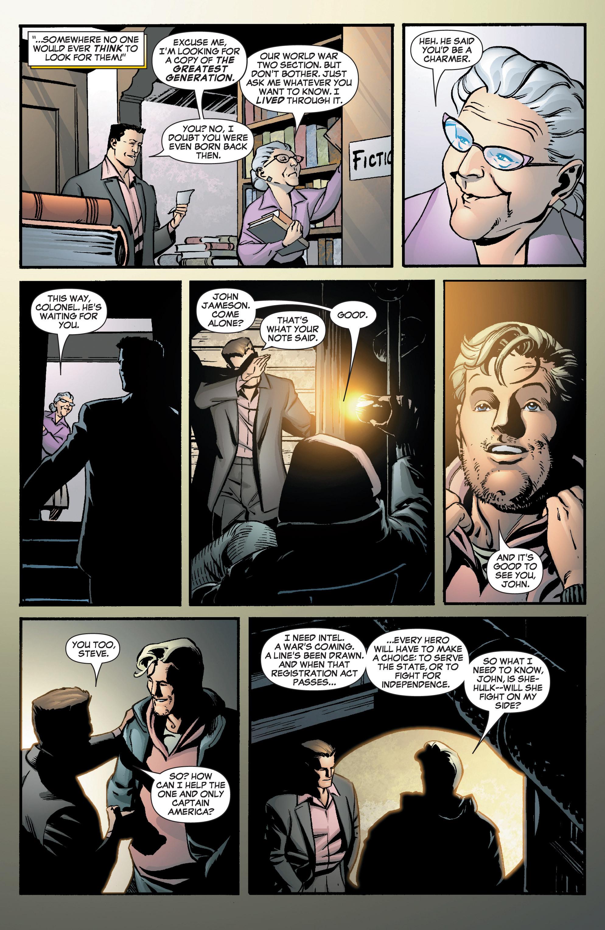 Read online She-Hulk (2005) comic -  Issue #8 - 17