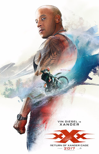 xXx: Return of Xander Cage (BRRip 1080p Dual Latino / Ingles) (2017)