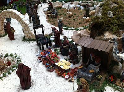 VIDEO: Weihnachtskrippe – Belén de Navidad – Calpe 2011, Mario Schumacher Blog