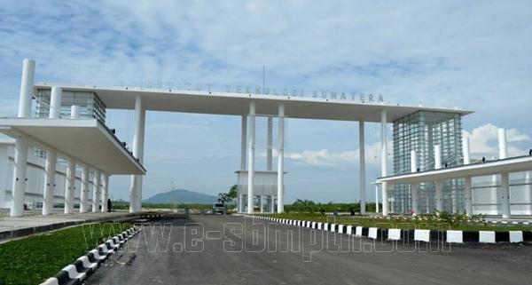 Daya Tampung Institut Teknologi Sumatera