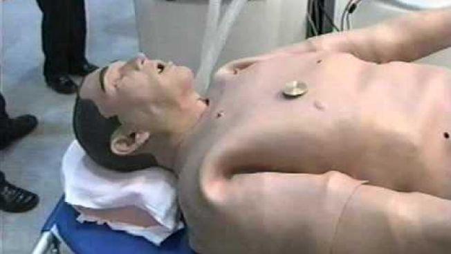 Robot yang Pura-Pura Menderita Flu