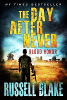 The Day After Never by Russell Blake