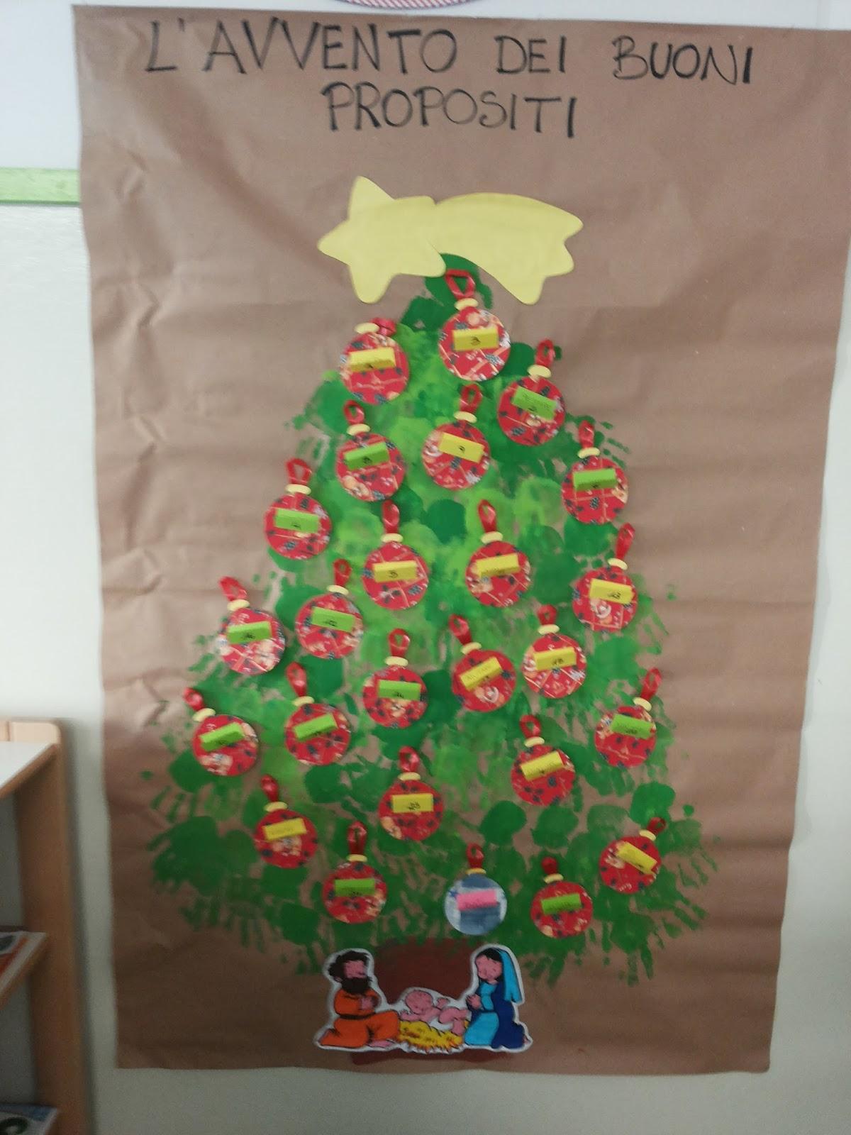 Scuola materna don bosco belluno calendario dell 39 avvento for Cartelloni di natale per la scuola dell infanzia