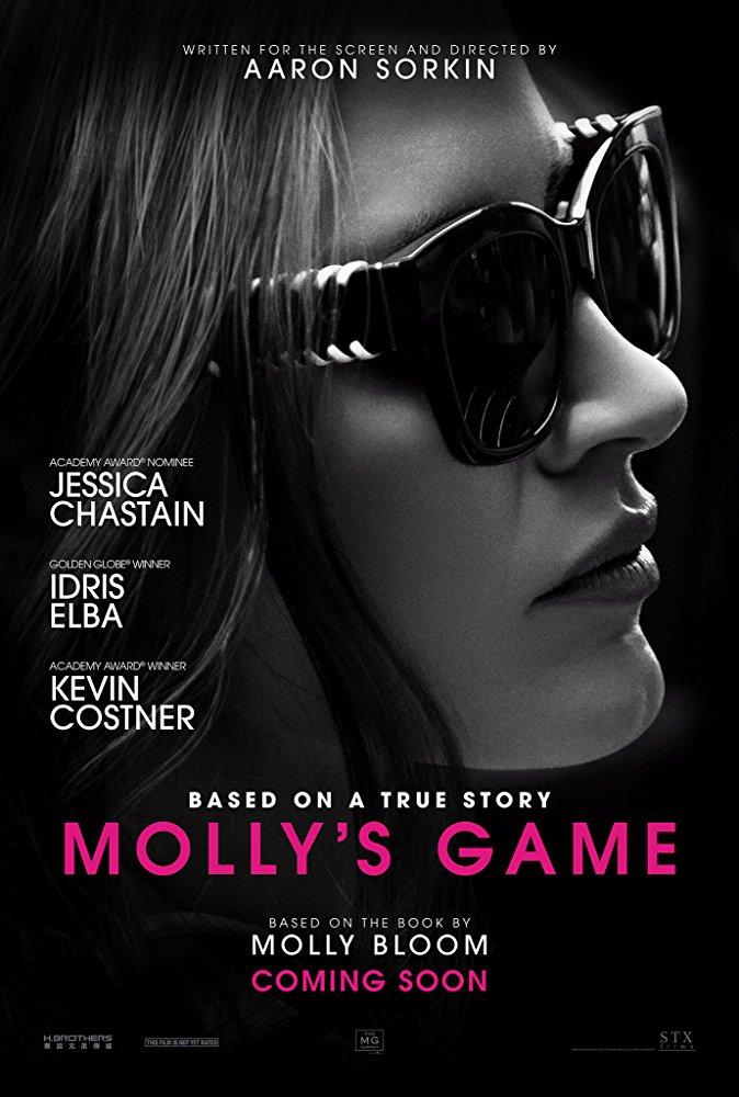 Molly's Game (Le grand jeu)