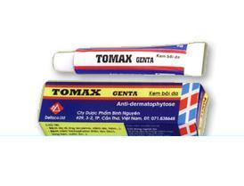 Thuốc bôi da Tomax genta